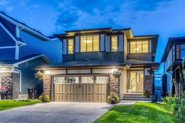 97 Cougar Ridge Close SW, Calgary, AB T3H 0V4 (#A1113755) :: Calgary Homefinders