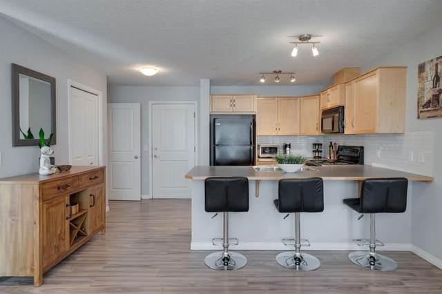 8200 4 Street NE #218, Calgary, AB T3K 0K5 (#A1113771) :: Calgary Homefinders