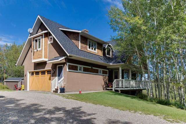 197 Springbank Heights Loop, Rural Rocky View County, AB T3Z 1C4 (#A1113797) :: Calgary Homefinders