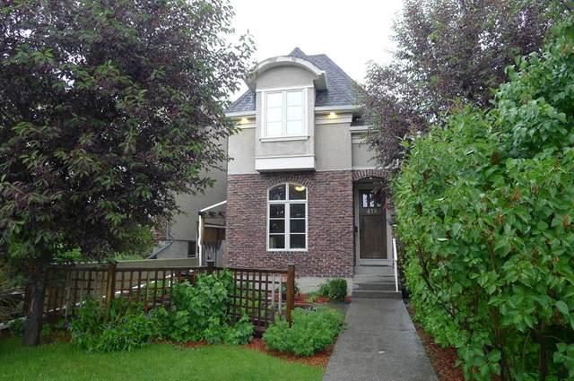 414 16A Street NW, Calgary, AB T2N 2C8 (#A1113806) :: Calgary Homefinders