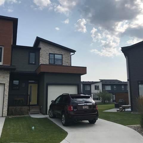 446 Highlands Boulevard W #5, Lethbridge, AB T1J 4X1 (#A1113815) :: Calgary Homefinders