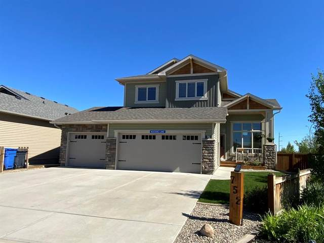 752 Canyonview Close W, Lethbridge, AB T1K 5R9 (#A1113817) :: Calgary Homefinders