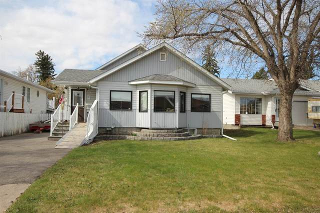4729 49A Avenue, Lacombe, AB T4L 1N4 (#A1113818) :: Calgary Homefinders