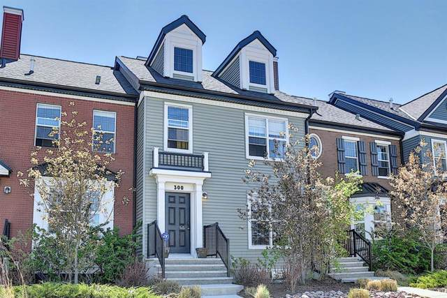 300 Chaparral Valley Square SE, Calgary, AB T2X 0P6 (#A1113840) :: Calgary Homefinders