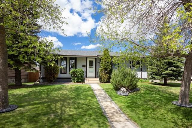 3804 65 Street, Camrose, AB T4V 3S1 (#A1113847) :: Calgary Homefinders