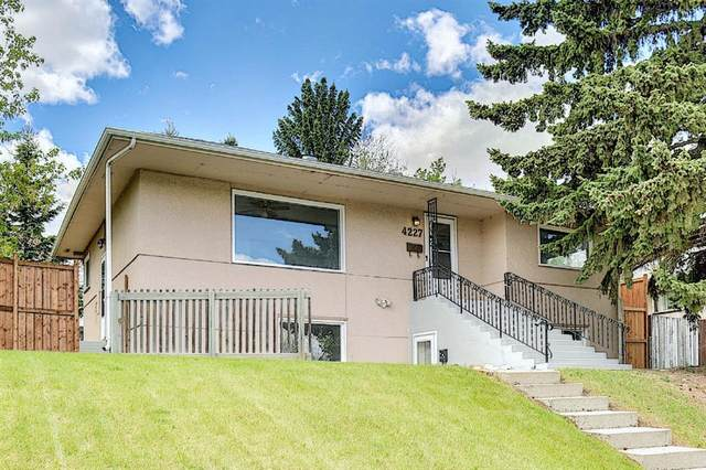 4227 4 Street NW, Calgary, AB T2K 1A3 (#A1113857) :: Western Elite Real Estate Group