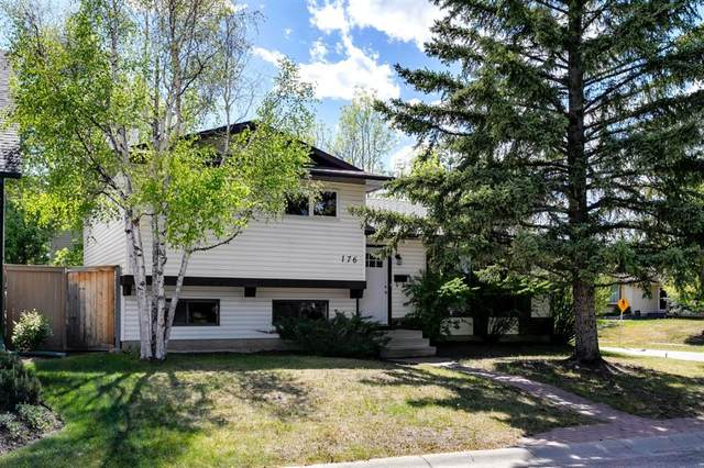176 Wood Oak Way SW, Calgary, AB T2W 3R9 (#A1113869) :: Western Elite Real Estate Group