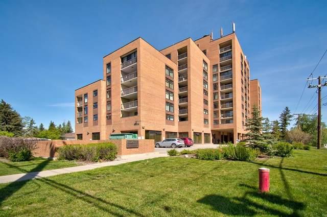 8604 48 Avenue NW #311, Calgary, AB T3B 5E6 (#A1113873) :: Calgary Homefinders
