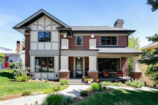 3814 8A Street, Calgary, AB T2T 3B5 (#A1113885) :: Calgary Homefinders