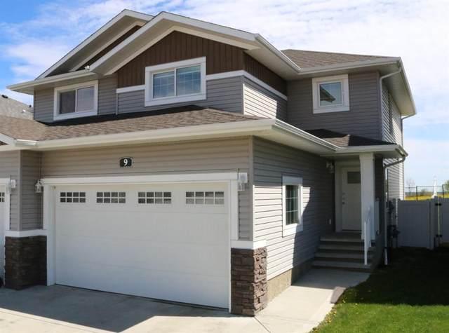 9 Cameron Close, Sylvan Lake, AB T4S 0N9 (#A1113888) :: Calgary Homefinders