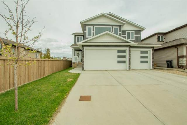 15125 104A Street, Rural Grande Prairie No. 1, County of, AB T8X 0M8 (#A1113891) :: Western Elite Real Estate Group