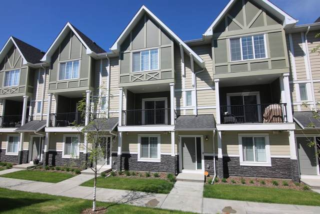 307 Nolanlake Villas NW, Calgary, AB T3R 0Z7 (#A1113894) :: Calgary Homefinders