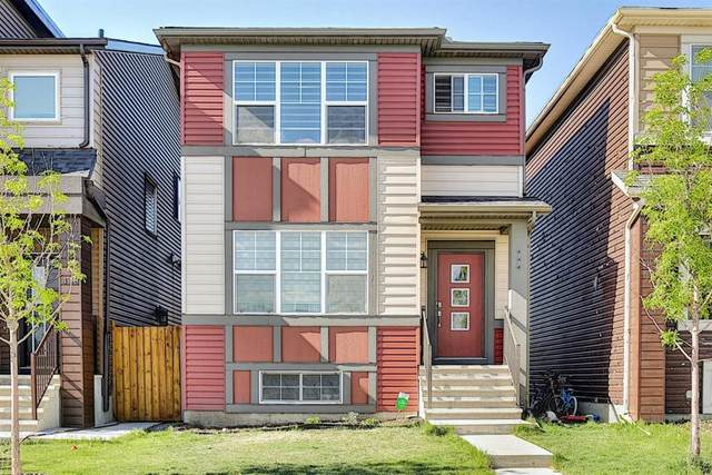 444 Cornerstone Passage NE, Calgary, AB T3N 1G1 (#A1113898) :: Calgary Homefinders