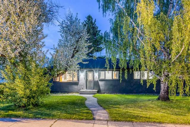 18 Meadowlark Crescent SW, Calgary, AB T2V 1Z1 (#A1113904) :: Calgary Homefinders