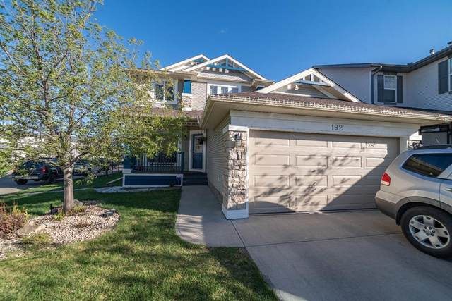 192 Cougarstone Court SW, Calgary, AB T3H 5R3 (#A1113909) :: Calgary Homefinders