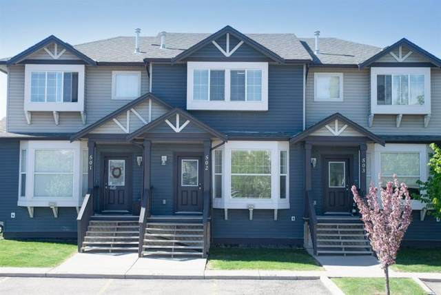 2066 Luxstone Boulevard SW #502, Airdrie, AB T4B 0L1 (#A1113930) :: Calgary Homefinders