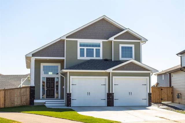 41 Murphy Close, Blackfalds, AB T4M 0H5 (#A1113970) :: Calgary Homefinders