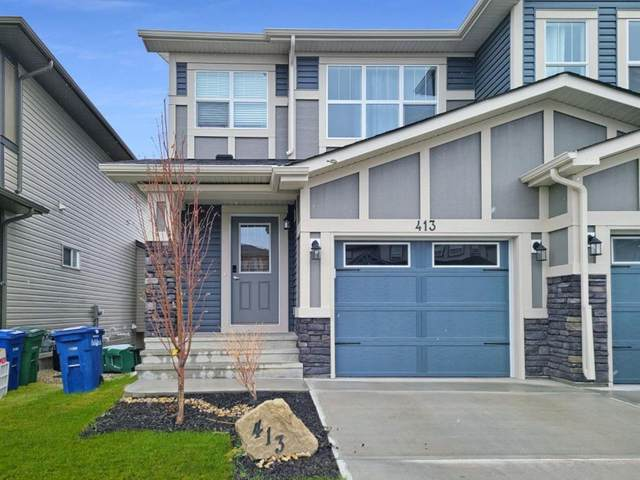 413 Hillcrest Road SW, Airdrie, AB T4B 4T8 (#A1113988) :: Calgary Homefinders
