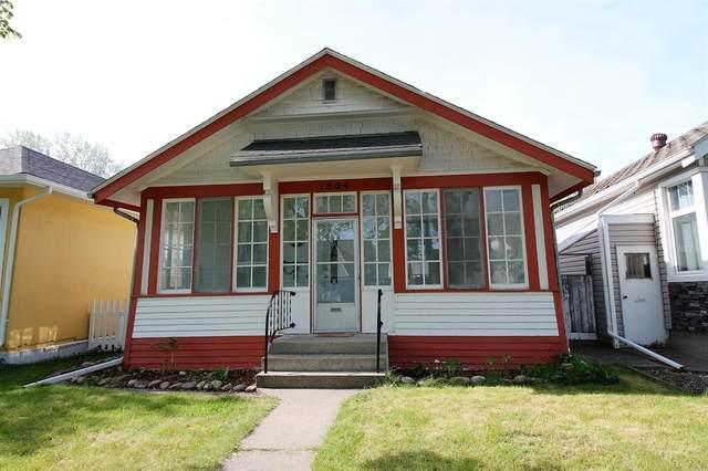 1504 6 Avenue S, Lethbridge, AB T1J 1B1 (#A1114076) :: Calgary Homefinders