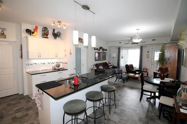 173 Fairmont Boulevard S #109, Lethbridge, AB T1K 7E8 (#A1114078) :: Calgary Homefinders