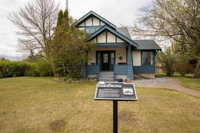 4602 50 Street, Forestburg, AB T0B 1N0 (#A1114090) :: Calgary Homefinders