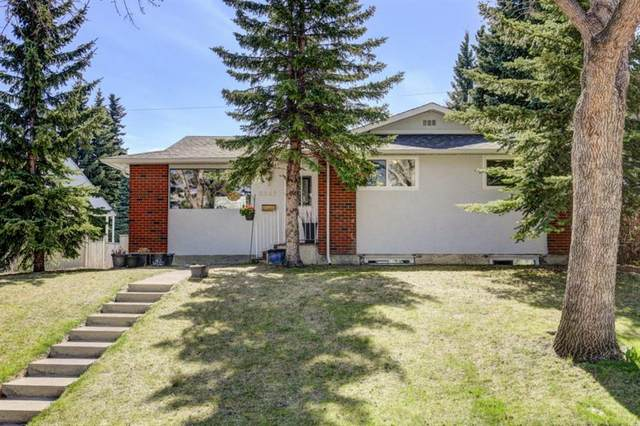 2347 Chicoutimi Drive NW, Calgary, AB T2L 0W2 (#A1114096) :: Calgary Homefinders
