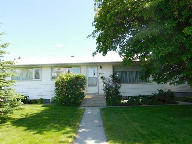 5019 54 Street, Rocky Mountain House, AB T4T 1E7 (#A1114109) :: Calgary Homefinders