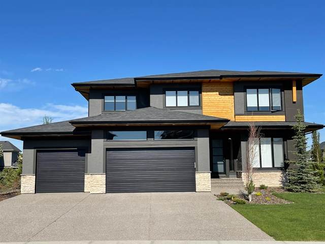 32 Rockwater Way, Rural Rocky View County, AB T3L 0C9 (#A1114113) :: Calgary Homefinders
