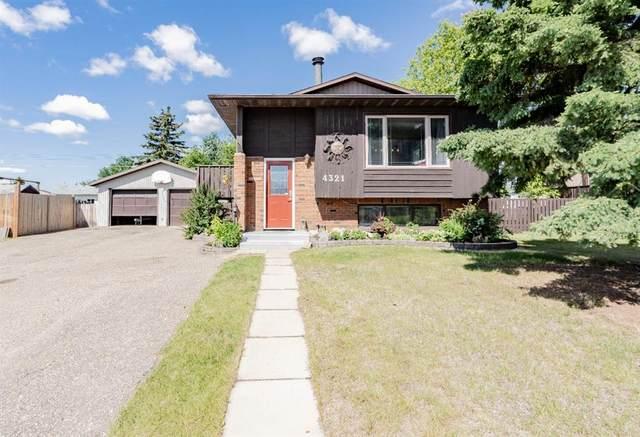 4321 53 Street, Grimshaw, AB T0H 1W0 (#A1114116) :: Calgary Homefinders