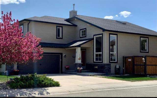 106 Canyoncrest Court W, Lethbridge, AB T1K 7Y4 (#A1114133) :: Calgary Homefinders