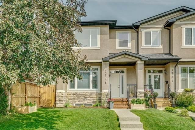 7736 46 Avenue NW, Calgary, AB T3B 1Y2 (#A1114150) :: Calgary Homefinders