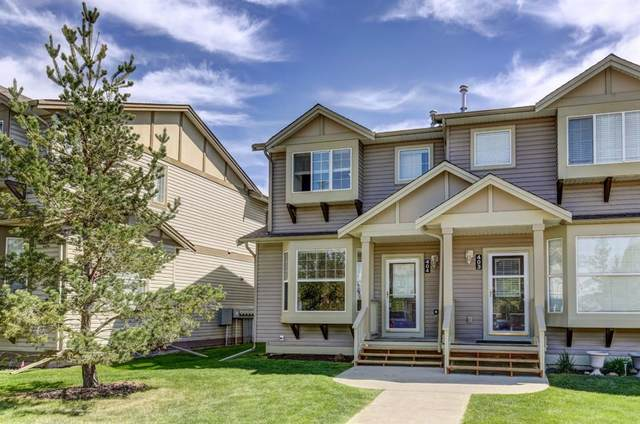 2005 Luxstone Boulevard SW #404, Airdrie, AB T4B 3J9 (#A1114207) :: Calgary Homefinders