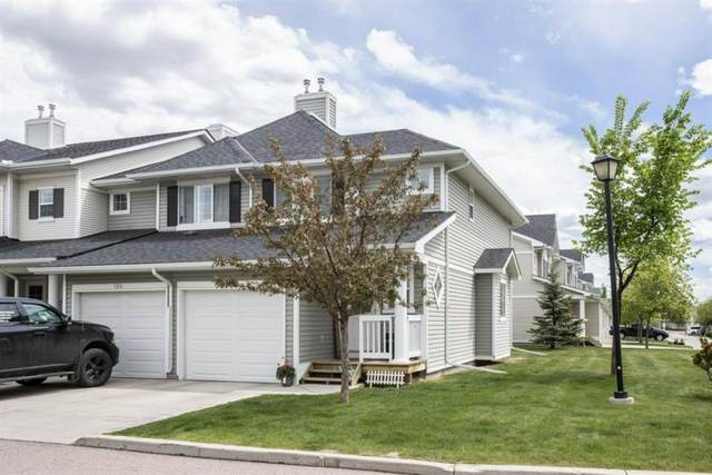 120 Country Village Manor NE, Calgary, AB T3K 0L6 (#A1114216) :: Calgary Homefinders