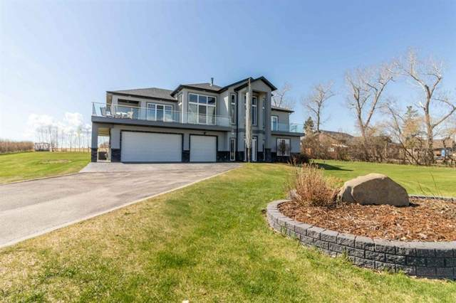 25 Lakeview Estate, Rural Lacombe County, AB T0C 0J0 (#A1114264) :: Greater Calgary Real Estate