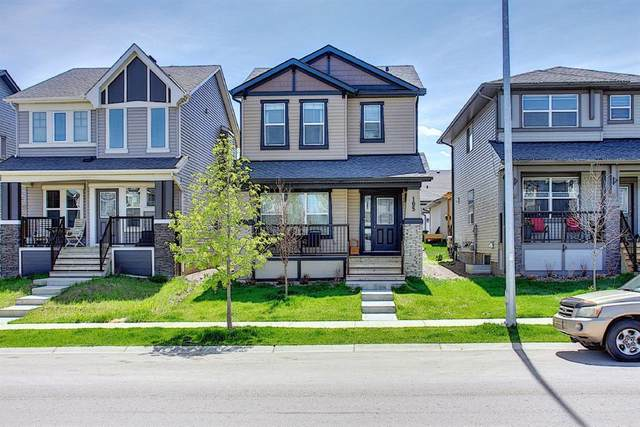 105 Hillcrest Avenue SW, Airdrie, AB T4B 4H6 (#A1114323) :: Western Elite Real Estate Group