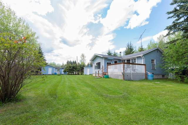 512 Lahaieville Road, Rural Athabasca County, AB T9S 1R2 (#A1114338) :: Calgary Homefinders