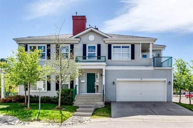 90 Prestwick Gardens SE, Calgary, AB T2Z 3V4 (#A1114344) :: Calgary Homefinders