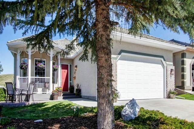 96 Gleneagles View, Cochrane, AB T4C 1P2 (#A1114349) :: Calgary Homefinders