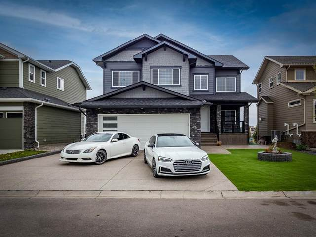 125 Wildrose Crescent, Strathmore, AB  (#A1114405) :: Calgary Homefinders