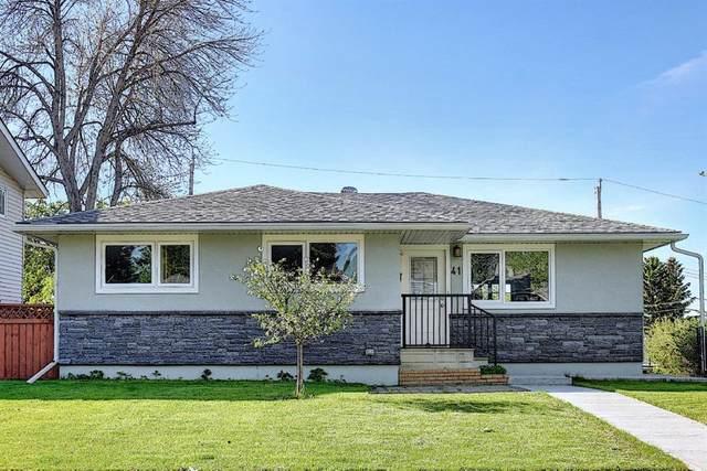 41 Carnarvon Way NW, Calgary, AB T3K 1W5 (#A1114416) :: Calgary Homefinders
