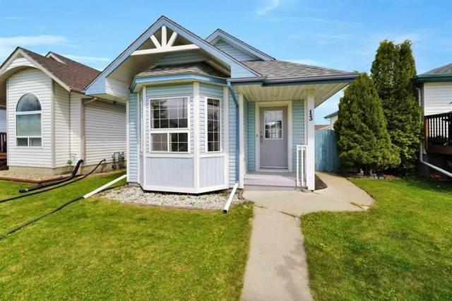 13 Harper Drive, Sylvan Lake, AB T4S 1T5 (#A1114448) :: Calgary Homefinders