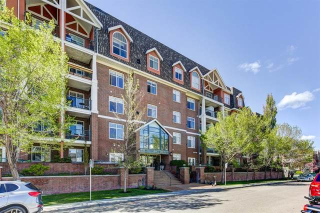 59 22 Avenue SW #317, Calgary, AB T2S 3C7 (#A1114483) :: Western Elite Real Estate Group