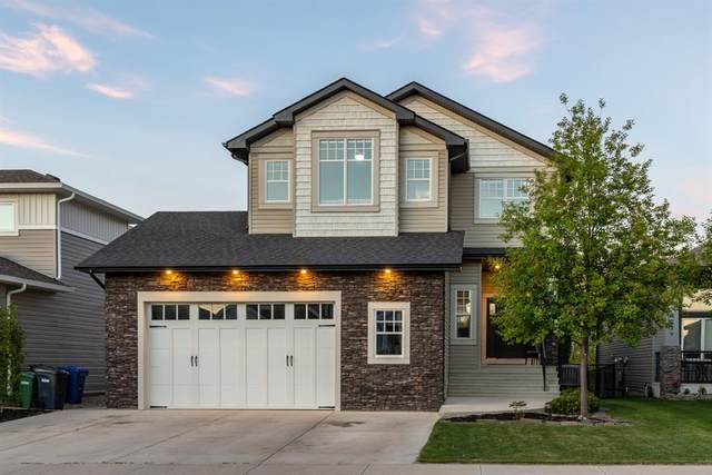 1233 Hillcrest Manor Estates, Strathmore, AB T1P 1X1 (#A1114488) :: Calgary Homefinders