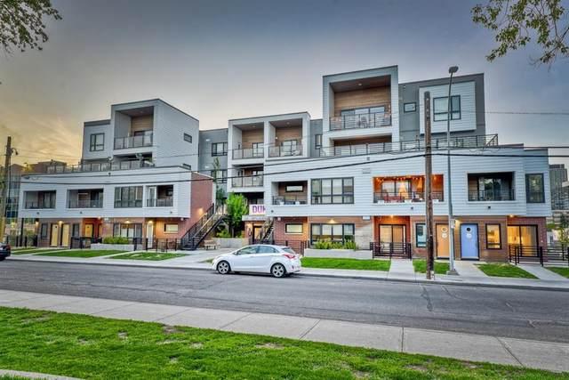 108 18 Avenue SW #0, Calgary, AB  (#A1114510) :: Calgary Homefinders