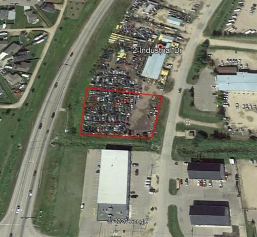2 Industrial Drive, Sylvan Lake, AB T4S 1P4 (#A1114512) :: Calgary Homefinders