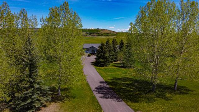 60 Springshire Place, Rural Rocky View County, AB T3Z 3L2 (#A1114529) :: Calgary Homefinders