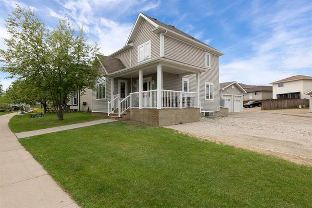 109 Plamondon Way, Fort Mcmurray, AB T9K 0A7 (#A1114533) :: Calgary Homefinders