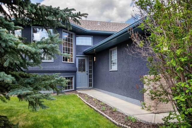 10 Bow Court, Cochrane, AB T4C 1M8 (#A1114534) :: Calgary Homefinders