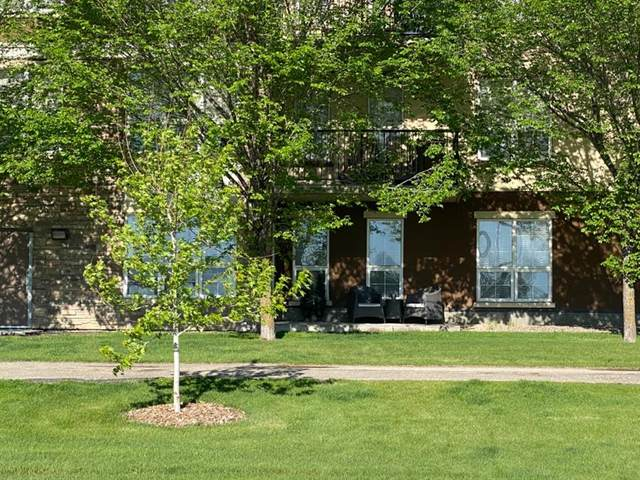 12330 102 Street #108, Grande Prairie, AB T8V 0N4 (#A1114546) :: Calgary Homefinders