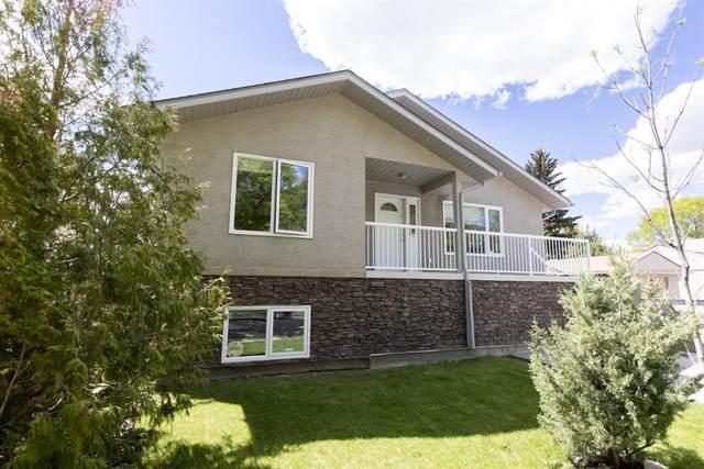 332 15 Street N, Lethbridge, AB T1H 2X9 (#A1114555) :: Calgary Homefinders